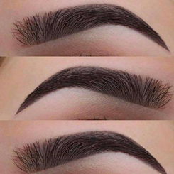 Neat Brows After Eyebrow Shaping in Odessa, TX